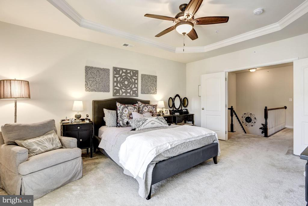 Master Bedroom - 43166 WEALDSTONE TER, ASHBURN
