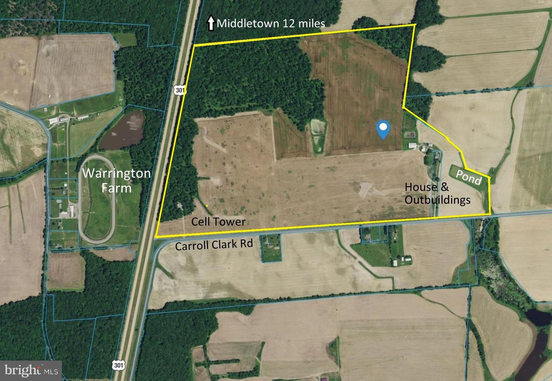 土地 為 出售 在 Galena, 馬里蘭州 21635 美國