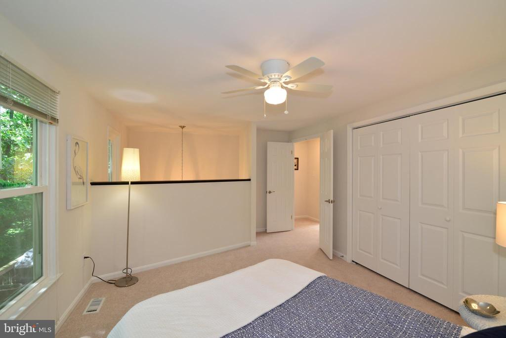 Master bedroom - 11296 SILENTWOOD LN, RESTON