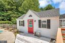 A little  house or a very fancy shed - 612 LENDALL LN, FREDERICKSBURG