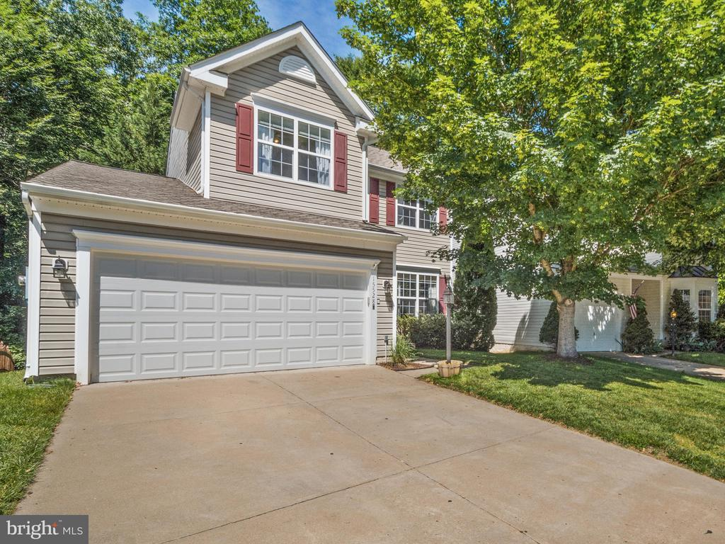 Front of home - 15528 BOAR RUN CT, MANASSAS