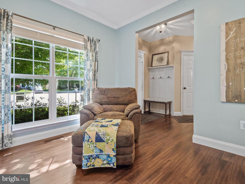 Light-Filled Living Room - 15528 BOAR RUN CT, MANASSAS