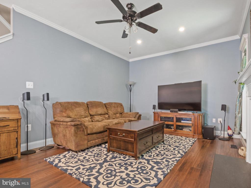 Family Room - 15528 BOAR RUN CT, MANASSAS