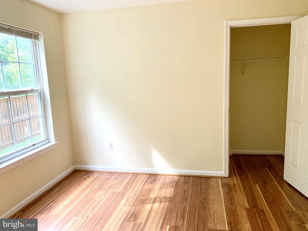 Bedroom 2.  closet 1 - 501 CONSTELLATION SQ SE #C, LEESBURG