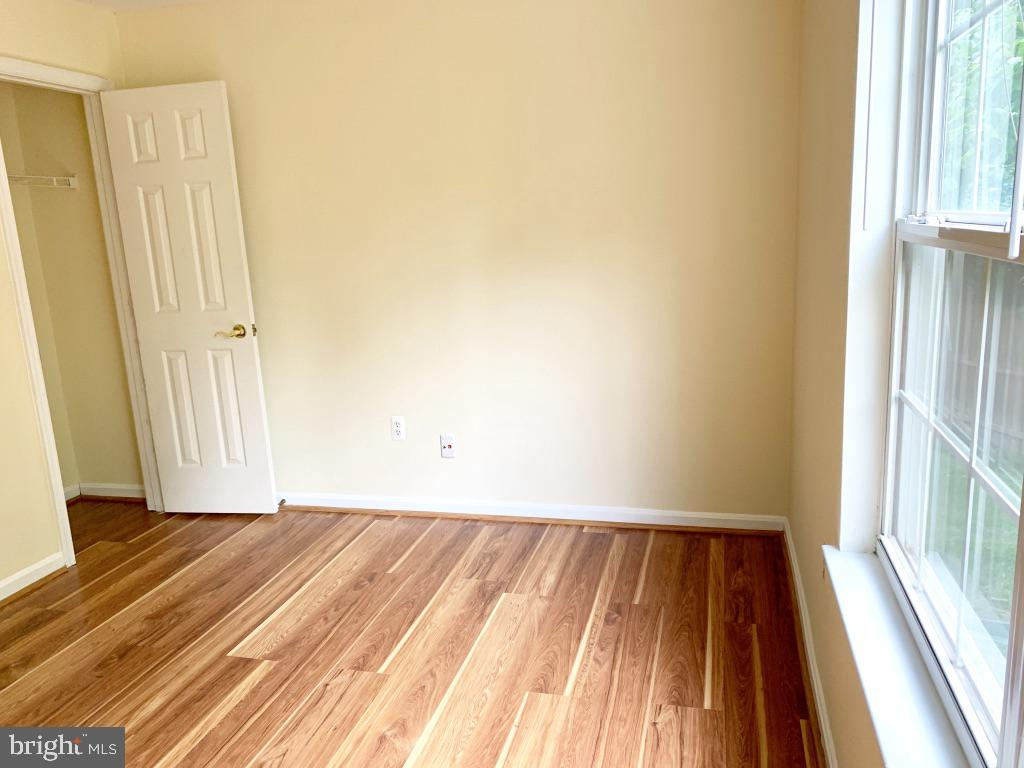 Bedroom 2.  closet 2 - 501 CONSTELLATION SQ SE #C, LEESBURG
