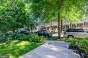 Tree lined street.... - 1412 SHEPHERD ST NW #1, WASHINGTON
