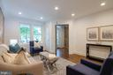 Be comfortable with a few or many or no guests. - 1412 SHEPHERD ST NW #1, WASHINGTON