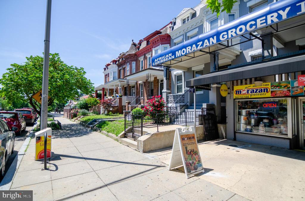 Just steps away from your front door - think local - 1412 SHEPHERD ST NW #1, WASHINGTON