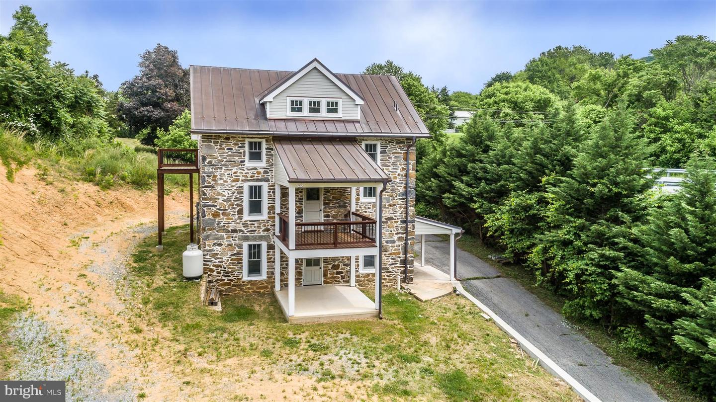 Single Family Homes 용 매매 에 Knoxville, 메릴랜드 21758 미국