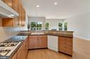 Gourmet Kitchen with Granite Countertops - 19883 NAPLES LAKES TER, ASHBURN
