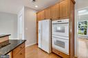 Double Oven, Side-by-Side Refrigerator and Pantry - 19883 NAPLES LAKES TER, ASHBURN