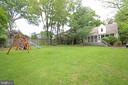 Come play ball, play fetch, plant a garden... - 2418 HURST ST, FALLS CHURCH