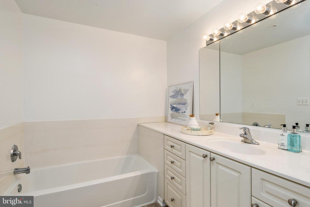 Separate tub - 19350 MAGNOLIA GROVE SQ #207, LEESBURG