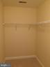 Bedroom walk-in closet - 12302 HUNGERFORD MANOR CT, MONROVIA
