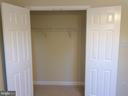 Bedroom closet - 12302 HUNGERFORD MANOR CT, MONROVIA
