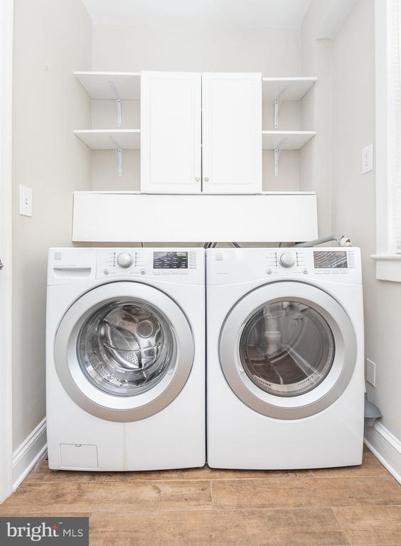 Main Level - Laundry Room - 2952 MILLS AVE NE, WASHINGTON