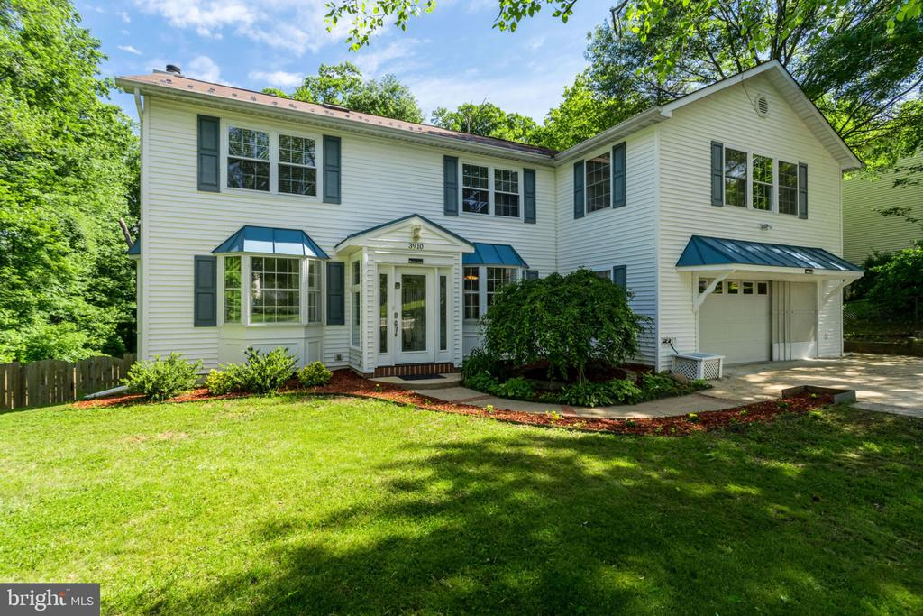 3910  QUISENBERRY DRIVE, Alexandria, Virginia