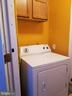 Regular sized washer and dryer - 2516 SEDGEWICK PL, DUMFRIES