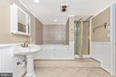 Jetted tub, separate shower - 6617 BROWNS QUARRY RD, SABILLASVILLE