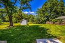 Backyard View - 6806 MARIANNE DR, MORNINGSIDE