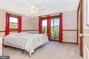 Bedroom 3 Lower level - 6617 BROWNS QUARRY RD, SABILLASVILLE