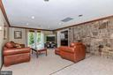 Closer look at family area - 6617 BROWNS QUARRY RD, SABILLASVILLE