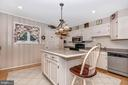Sitting area to eat , work or watch! - 6617 BROWNS QUARRY RD, SABILLASVILLE