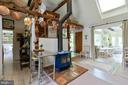 French Country Kitchen Feel - 10211 KATIE BIRD LN, VIENNA