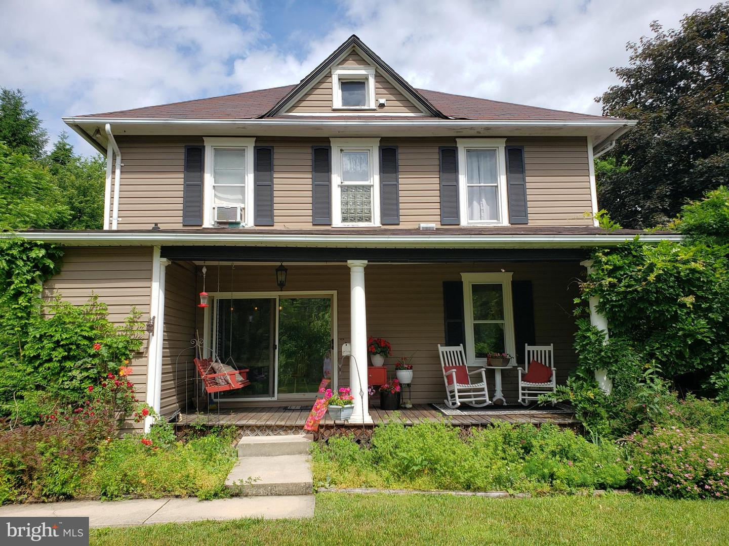Single Family for Sale at 14000 Oldtown Rd Oldtown, Maryland 21555 United States