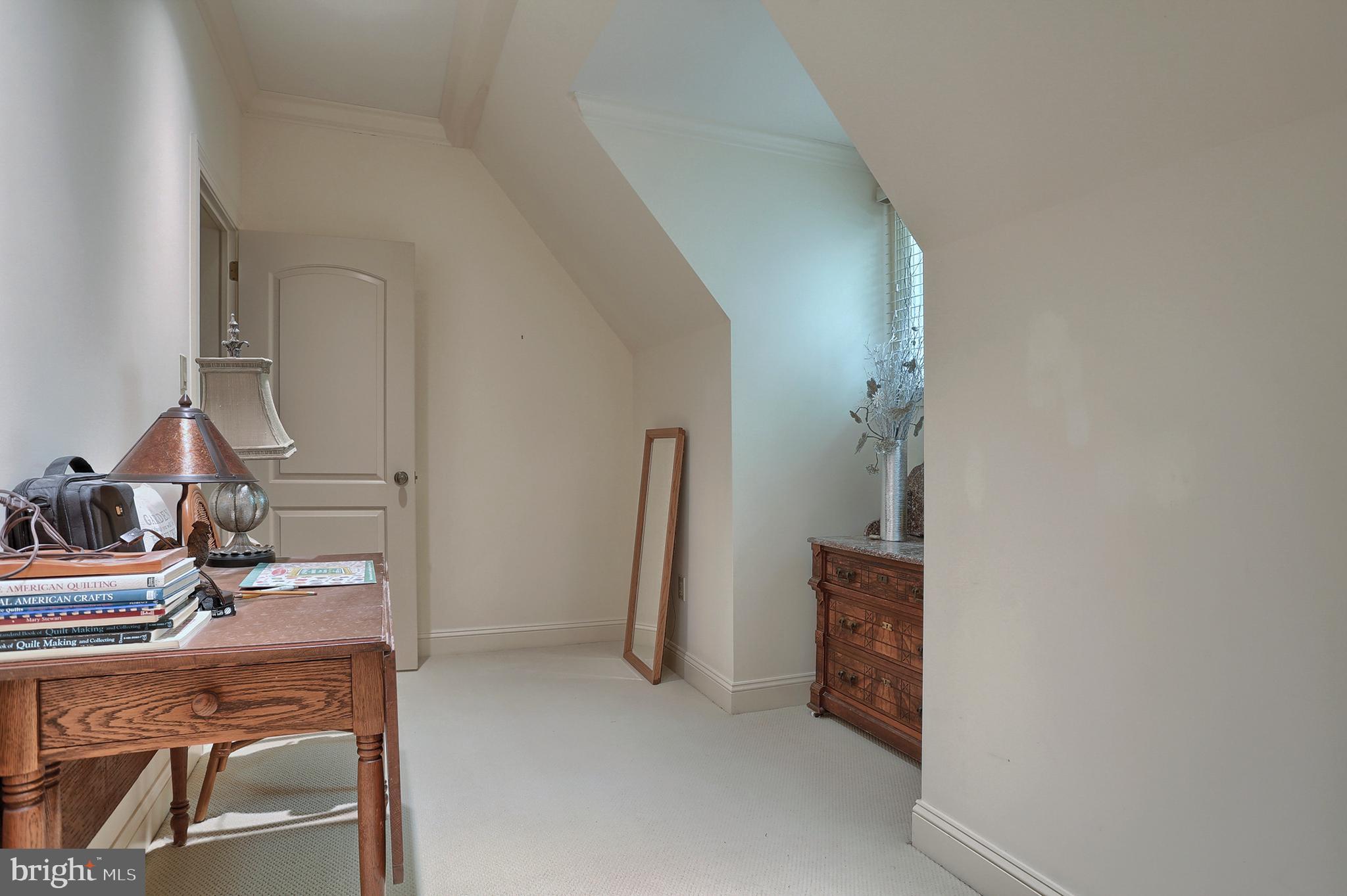 Secret room adjoining Master suite
