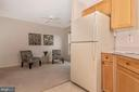 Bonus room off kitchen - 2500 CATOCTIN CT #1-2B, FREDERICK