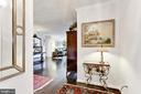 Enticing Foyer - 1800 OLD MEADOW RD #1020, MCLEAN