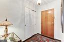 Foyer - 1800 OLD MEADOW RD #1020, MCLEAN
