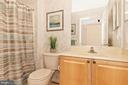 2 full bathrooms - 2500 CATOCTIN CT #1-2B, FREDERICK