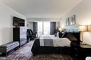 Large Master Bedroom - 1800 OLD MEADOW RD #1020, MCLEAN