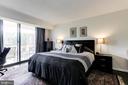 Bright Master Bedroom - 1800 OLD MEADOW RD #1020, MCLEAN