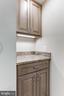 2nd vanity top and cabinet - 1800 OLD MEADOW RD #1020, MCLEAN
