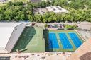 Regency Sport & Health Tennis cts for members - 1800 OLD MEADOW RD #1020, MCLEAN
