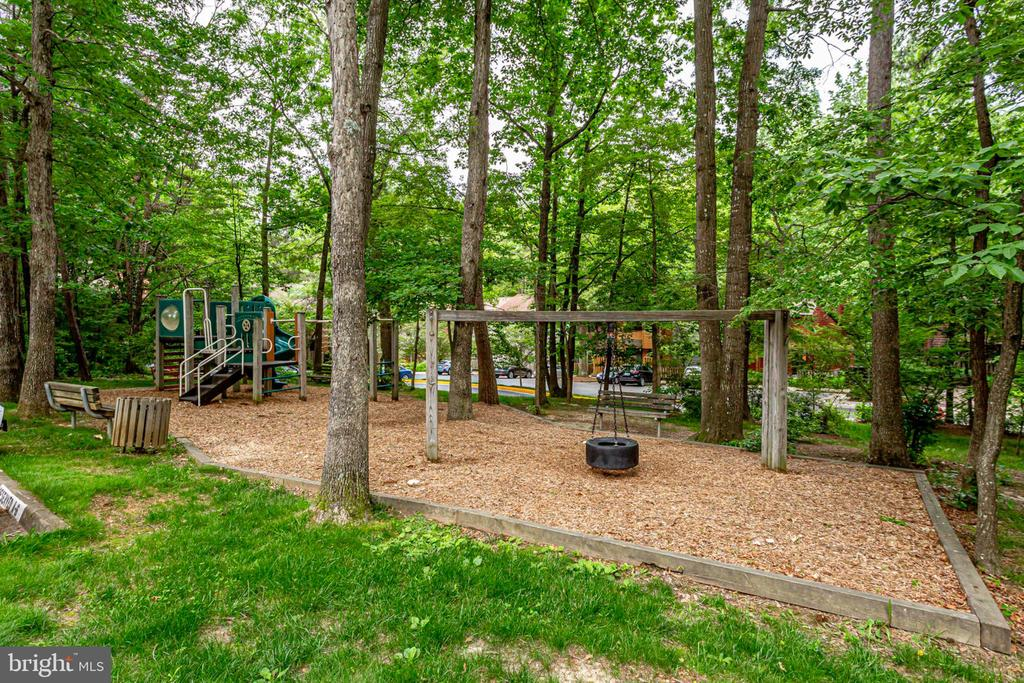 Tot lot located in the community! - 1955 WINTERPORT CLUSTER, RESTON