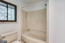 Master bathroom - 1955 WINTERPORT CLUSTER, RESTON