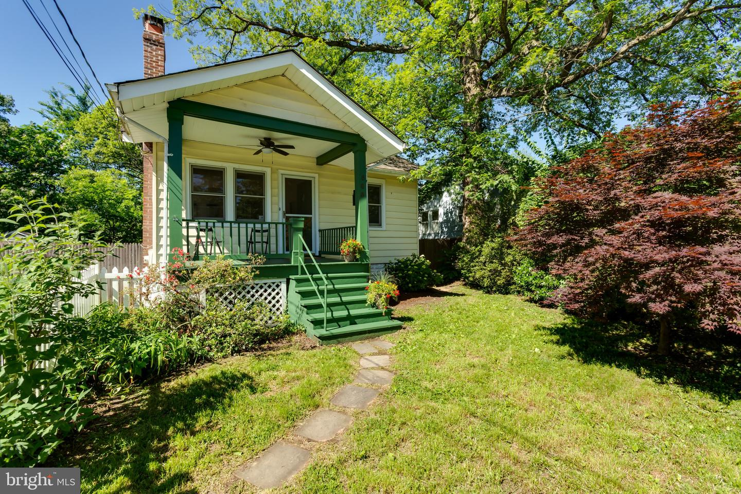 Additional photo for property listing at 503 Ethan Allen Ave Takoma Park, Maryland 20912 United States