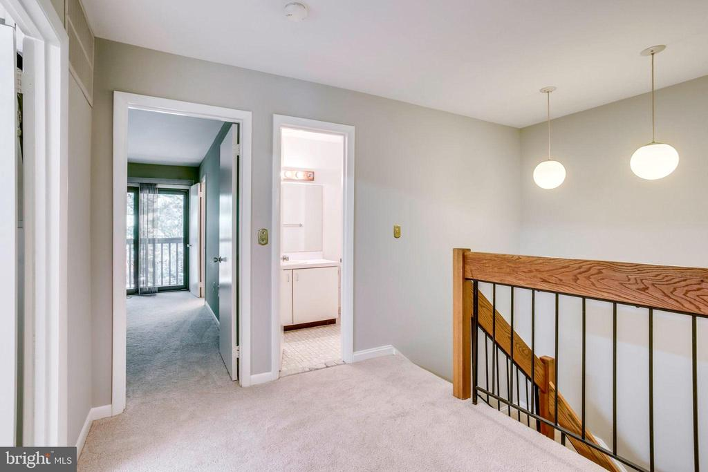 Brand new carpeting throughout - 1955 WINTERPORT CLUSTER, RESTON