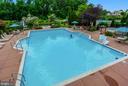 Summertime fun with friends at the pool - 12809 SHADOW OAK LN, FAIRFAX