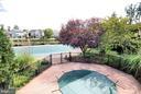 Neighborhood pool - 12809 SHADOW OAK LN, FAIRFAX
