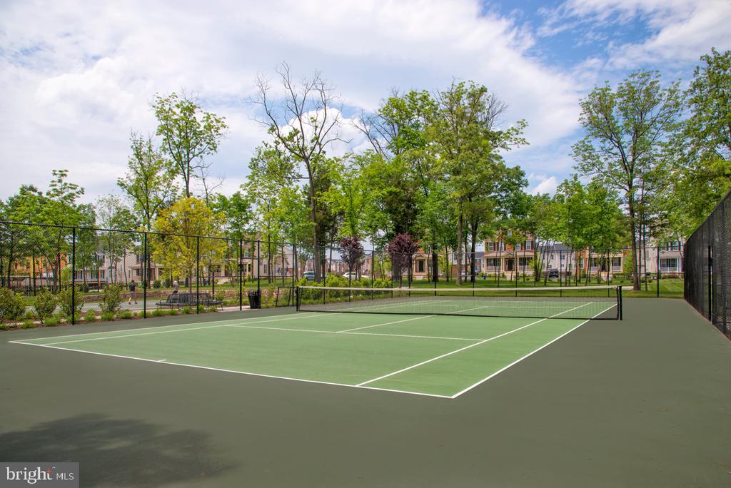 Tennis Courts - 23506 BELVOIR WOODS TER, ASHBURN