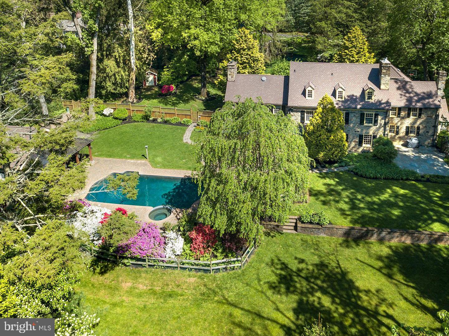 Single Family Homes for Sale at Penn Valley, Pennsylvania 19072 United States