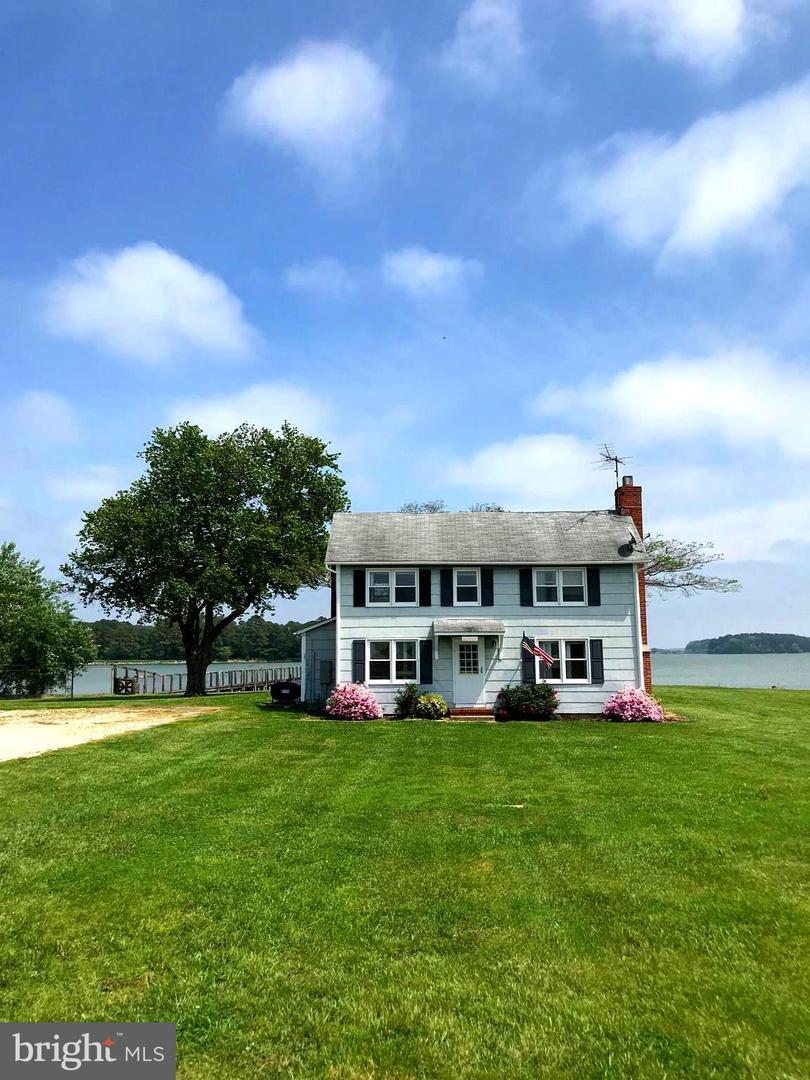 Single Family Homes por un Alquiler en Bozman, Maryland 21612 Estados Unidos