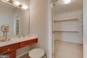 Private make up vanity - 17072 SILVER CHARM PL, LEESBURG