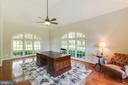 Florida room or second office - 17072 SILVER CHARM PL, LEESBURG