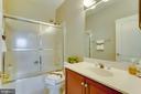 Private bathroom - 17072 SILVER CHARM PL, LEESBURG